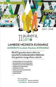 lanbide heziketa 2017